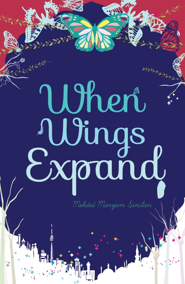 when wings expand book
